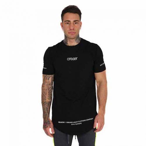 creaerwear_tshirtgandhiblack_frontal2